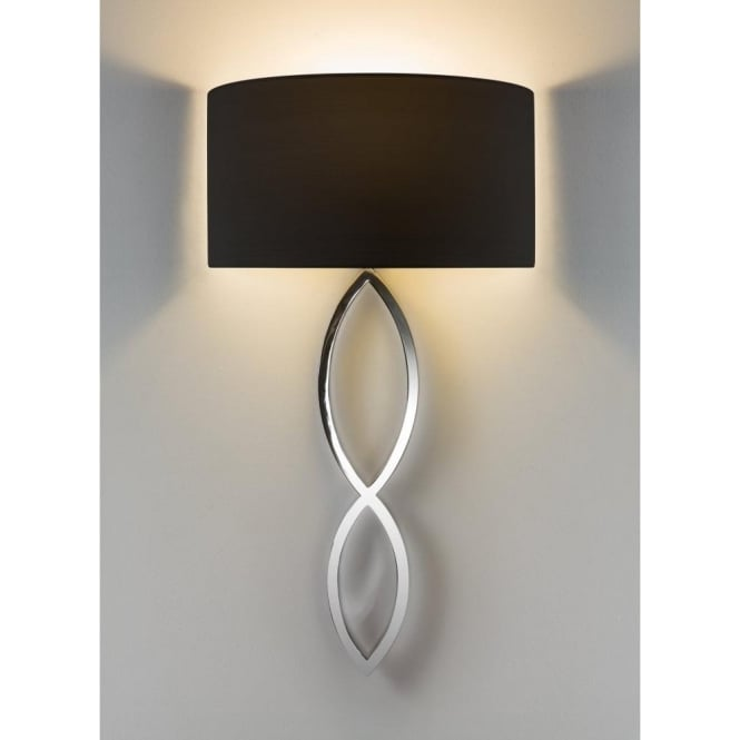 Astro Lighting Caserta Single Light Wall Fitting Only In Polished Chrome Finish
