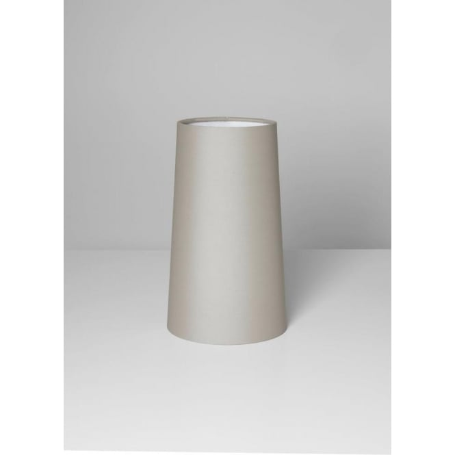 Astro Lighting Conical Putty Fabric Shade For Riva Wall Fixture
