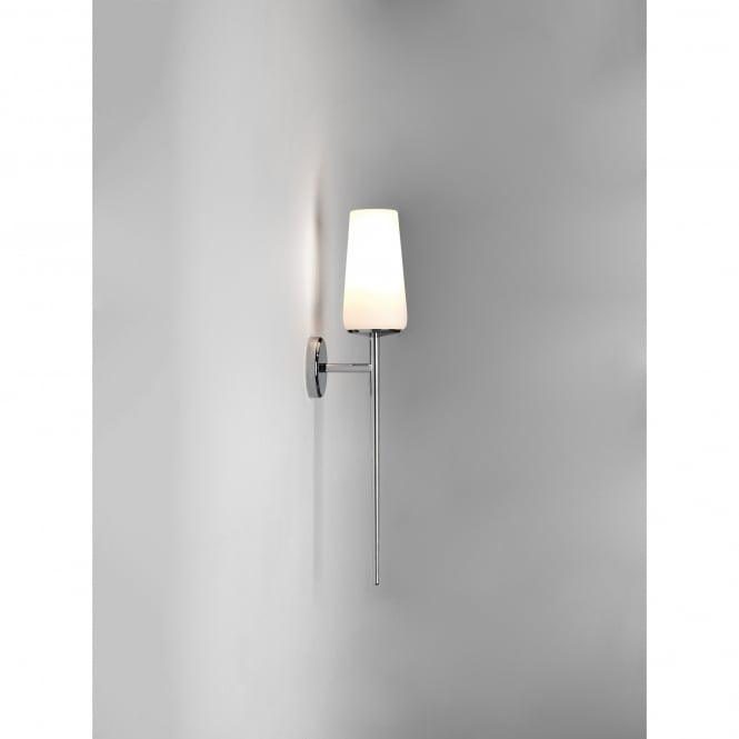 Astro Lighting Deauville Single Light Bathroom Wall Fitting Only in Polished Chrome Finish