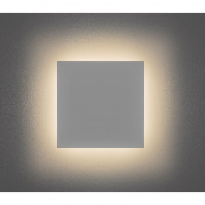 Astro Lighting Eclipse Square 300 LED Ceramic Wall Fitting