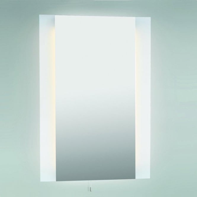 Astro Lighting Fuji Shaver Low Energy 2 Light Illuminated Bathroom Mirror