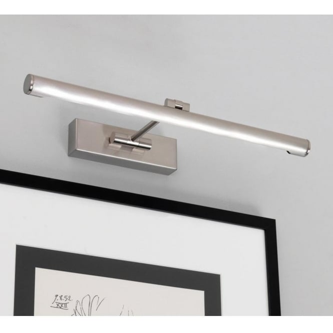 Astro Lighting Goya 460 LED Picture Light In Brushed Nickel Finish
