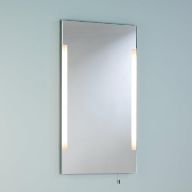 Astro Lighting Imola 800 Low Energy 2 Light Illuminated Bathroom Mirror