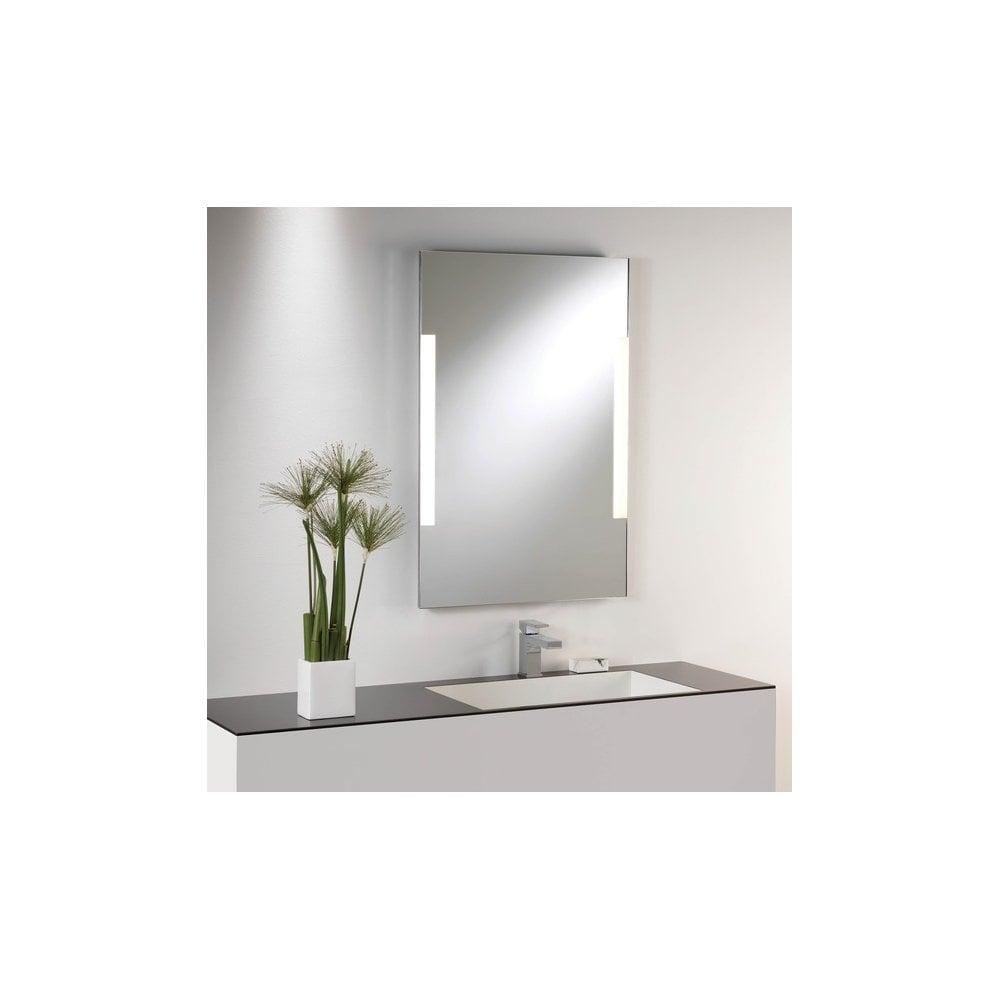 Astro Lighting Imola 900 LED 2 Light Illuminated Bathroom Mirror ...