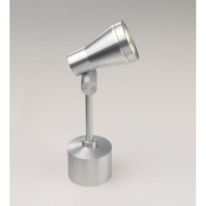 Astro Lighting Jardino LED 3 Light Exterior Ground Light In Brushed Aluminium Finish