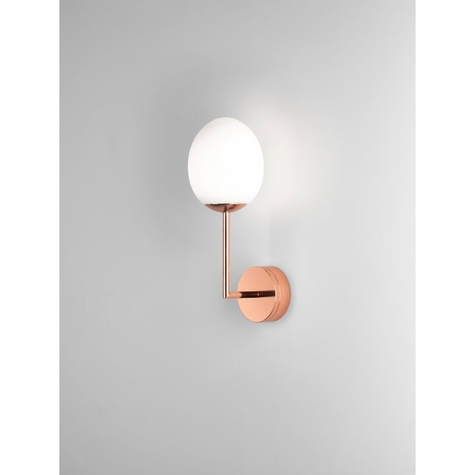 Astro Lighting Kiwi Single Light Wall Light in Copper Finish