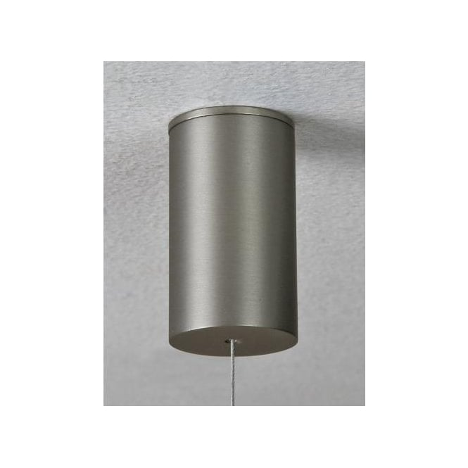 Astro Lighting Looping Block In Matt Nickel Finish