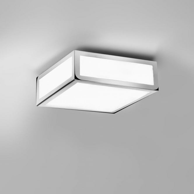 Astro Lighting Mashiko 200 Single Light Ceiling Fitting In Polished Chrome Finish