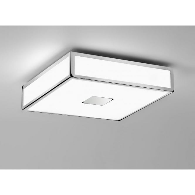 Astro Lighting Mashiko 300 Low Energy 2 Light Ceiling Fitting In Polished Chrome Finish