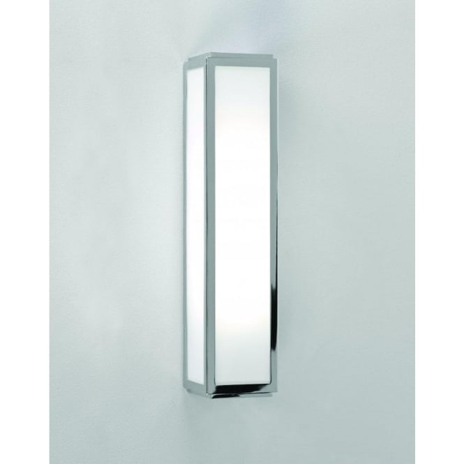 Astro Lighting Mashiko 360 Single Light Low Energy Bathroom Wall Fitting in Polished Chrome