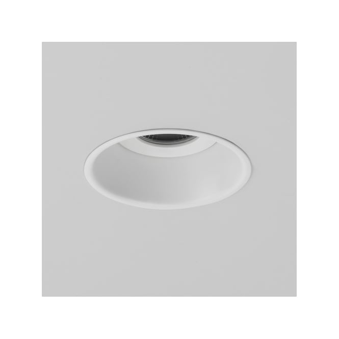Astro Lighting Minima Single Light LED Dimmable Fire Rated Round Recessed Bathroom Ceiling