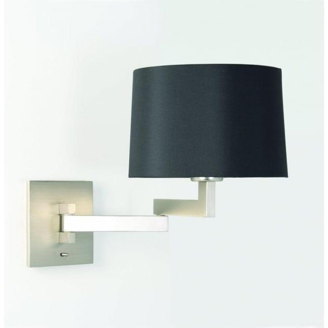 double swing arm wall light bedside momo matt nickel double swing arm wall light astro lighting