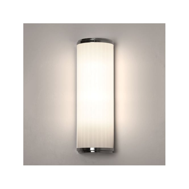 Astro Lighting Monza 400 Single LED Wall Fitting in Polished Chrome Finish