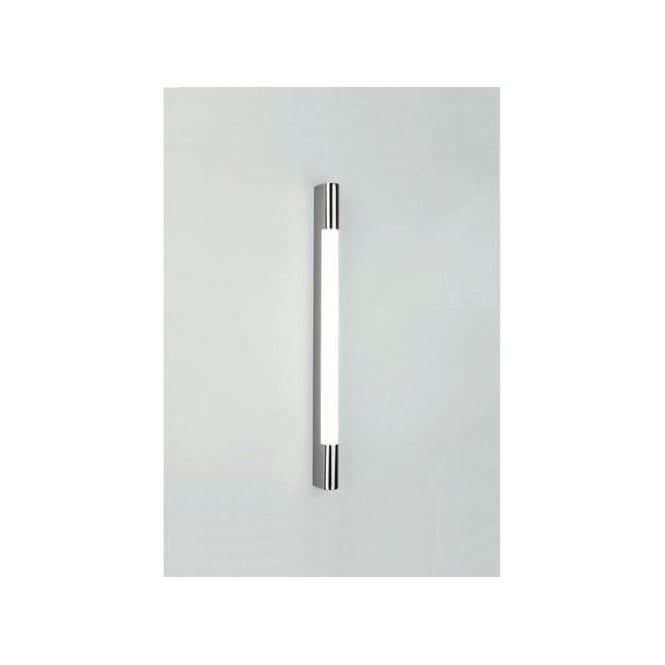 Astro Lighting Palermo 600 Single Light High Output Bathroom Wall Fitting in Polished Chrome