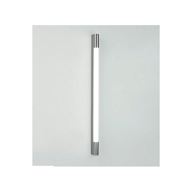 Astro Lighting Palermo 900 Single Light High Output Bathroom Wall Fitting in Polished Chrome