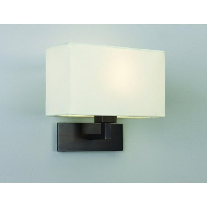 Astro Lighting Park Lane Grande Single Light Wall Fitting in Bronze Finish