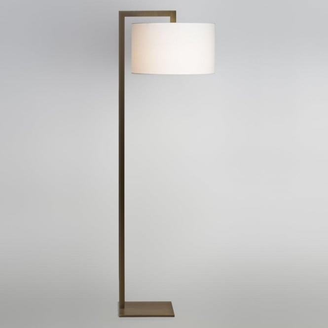 Astro Lighting Ravello Single Light Floor Lamp In Bronze Finish