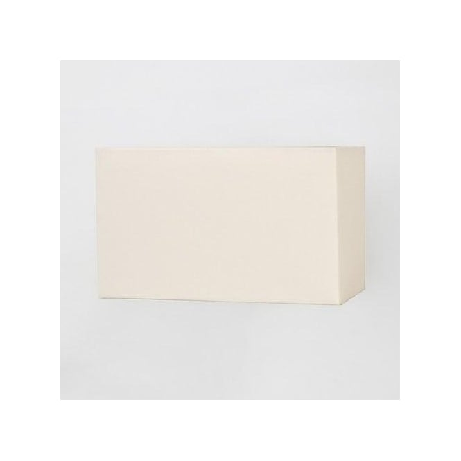 Rectangular Lamp Shades For Wall Lights : Astro Lighting Rectangular Box Shade in White Ideal for Wall Fittings and Table Lamps - Lighting ...