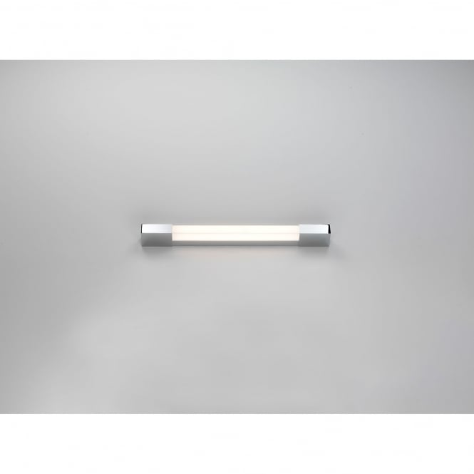 Astro Lighting Romano 600 Single LED Bathroom Wall Fitting in Polished Chrome