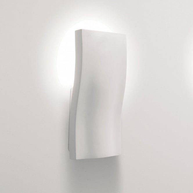 Astro Lighting S-Light Single Light Ceramic Wall Fitting