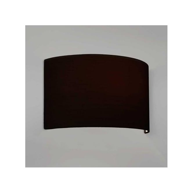 Astro Lighting Semi Drum 400 Shade in Black Finish