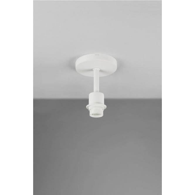 Astro Lighting Semi Flush Unit Ceiling-Light In White Finish