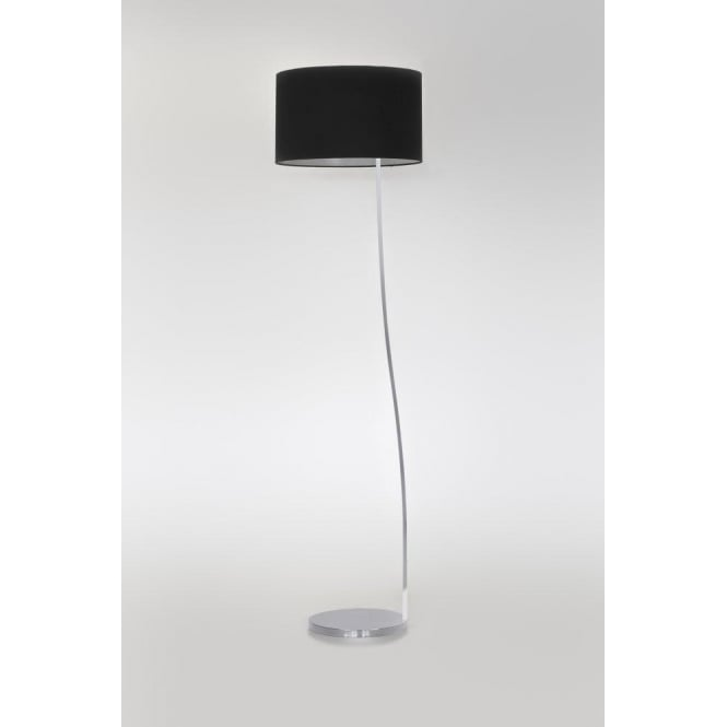 Astro Lighting Sofia Single Light Floor Lamp In Polished Chrome Finish