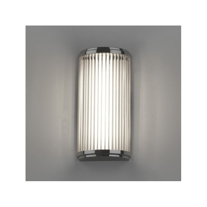 Astro Lighting Versailles 250 Single LED Wall Fitting in Polished Chrome Finish