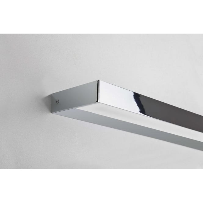 Astro Lighting Axios 1200 Single Light LED Bathroom Wall Fitting in Polished Chrome Finish