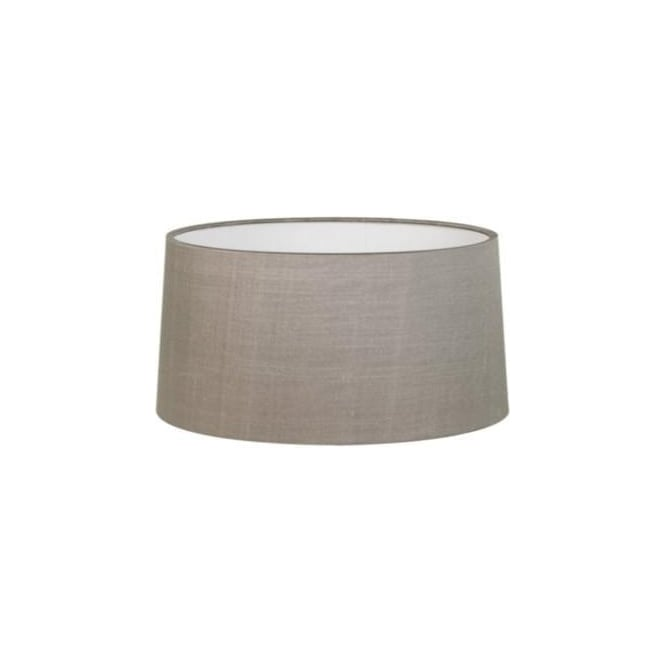 Astro Lighting Azumi Round Shade for Floor Lamp in Oyster Fabric Finish
