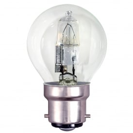 28w Golf Ball Halogen BC/B22 Bulb