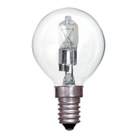 42w Golf Ball Halogen SES/E14 Bulb