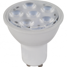 5w White LED GU10 Lamp