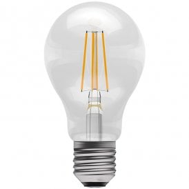 60046 4w Cool White LED Vintage LED ES Clear GLS Style Bulb
