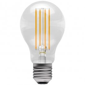 60048 6w Cool White LED Vintage LED ES Clear GLS Style Bulb