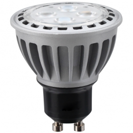 6w LED GU10 Daylight White Dimmable Lamp