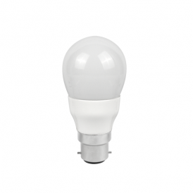 7w LED B22 Warm White Pearl GLS Lamp
