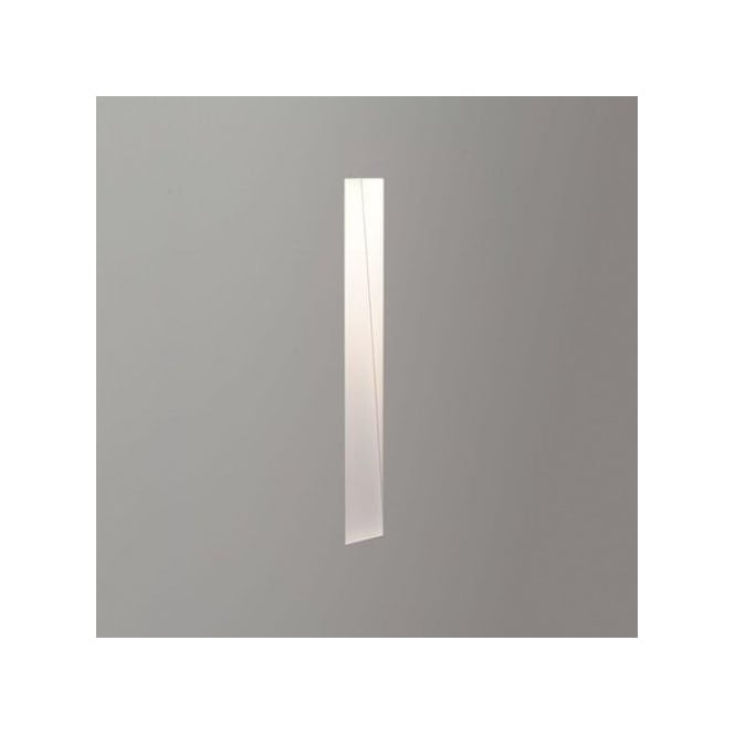 Astro Lighting Borgo 200 Trimless Single LED Recessed Light in White Finish (2700K)
