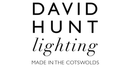 David Hunt Lighting HUN0740-08-GD Hunter Single Light Wall Fitting in Brass with Limestone Linen Shade
