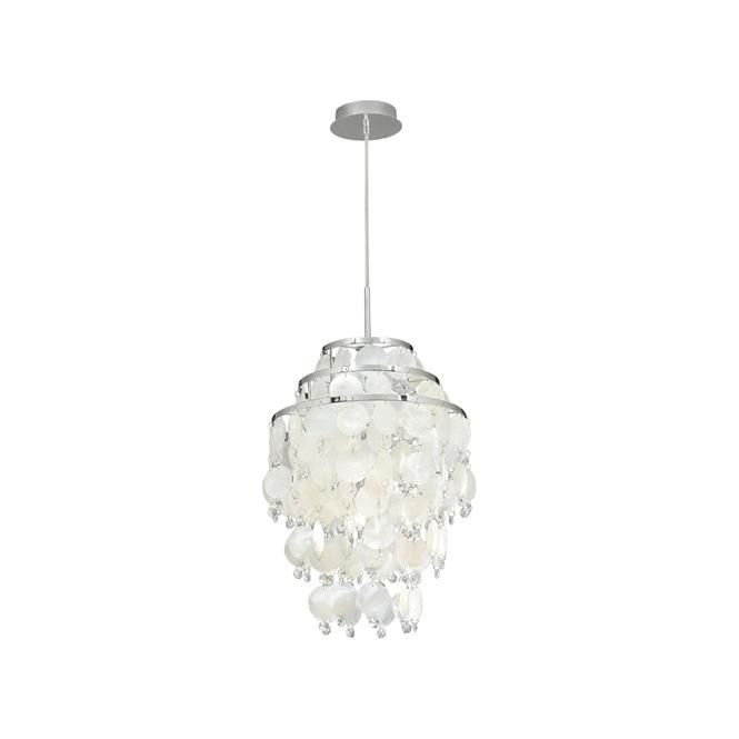 Eglo Lighting Chipsy Single Light Ceiling Pendant In