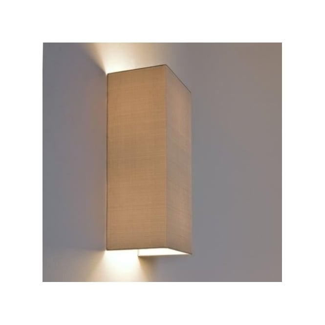 Astro Lighting Chuo 380 Oyster Fabric Finish Shade Only