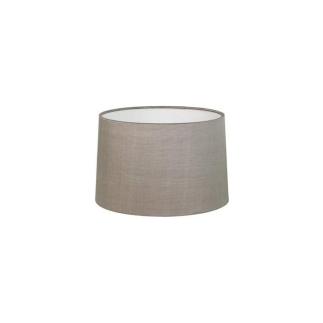 Astro Lighting Cylindrical Oyster Fabric Shade for Azumi or Tag Table Lamp