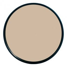 Anzio Round Rose Gold Mirror With Black Frame