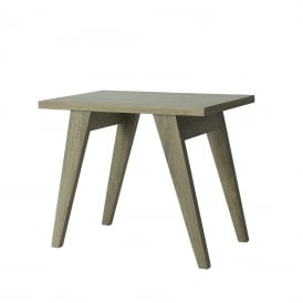 Aylworth Small Table in Oak Wood Effect Finish