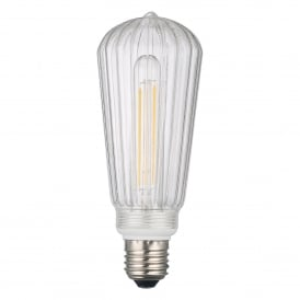 ACDL1 Decorative 4w Dimmable LED E27 Lamp in Warm White