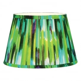 Anya Easy-Fit Mulit-Coloured Pleated Medium Tapered Shade