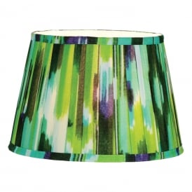 Anya Easy-Fit Pleated Multi-Coloured Small Tapered Shade