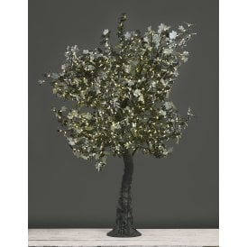 Dark Green 1.8m Maple Tree with 880 Warm White LEDs