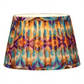 EIL1255 Eilish Easy-Fit Pleated Multi-Coloured Small Tapered Shade