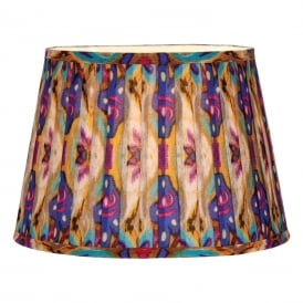 Eilish Easy-Fit Pleated Multi-Coloured Large Tapered Shade